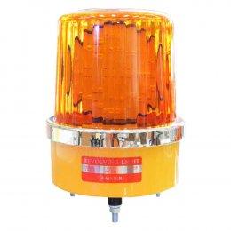 BAIMER ไฟหมุน CG-3-LED.(24V) ทรงกลม 2 เลนส์