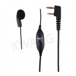 KYOWA ใช้สำหรับวิทยุสื่อสารแจ๊ค KENWOOD สีดำ