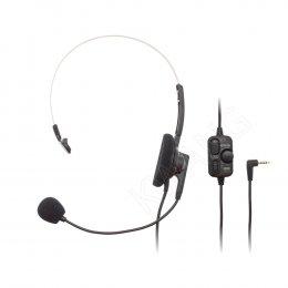 YAESU ไมโคโฟนพร้อมหูฟัง สำหรับ FT-60R (BLACK)