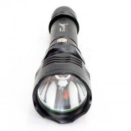 UltraFire ไฟฉาย รุ่น C6 สีดำ