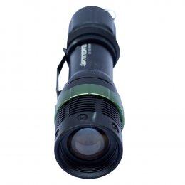 UltraFire ไฟฉาย POWER STYLE  2000Lumens รุ่น XB-702 สีดำ