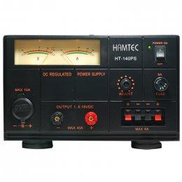 HAMTEC หม้อแปลงไฟฟ้า HT-140PS สีดำ