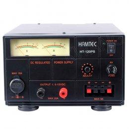 HAMTEC หม้อแปลงไฟฟ้า HT-120PS สีดำ