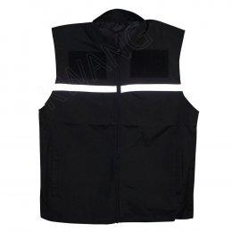 KYOWA เสื้อกั๊ก มีแถบสะท้อนแสง (BLACK)