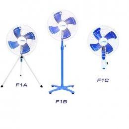 พัดลมอุตสาหกรรมใบฟ้า (FA, FB, FC)