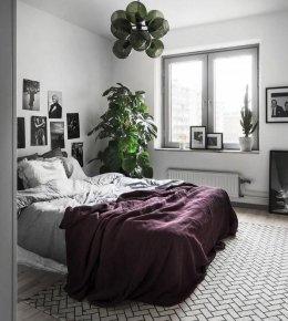 ห้องนอนสไตล์สแกนดิเนเวียก็เป็นอะไรที่คลาสิกมาก ใครที่ชอบห้ามพลาดเลยนะคะ | Bumrungthai