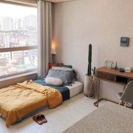 อยากแต่งห้องนอนแบบประหยัดสไตล์เกาหลีนั้นไม่ใช่เรื่องยาก