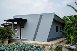 บ้านเดี่ยวสรรสร้างสไตล์โมเดิร์น