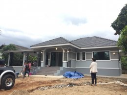 รับจัดทำบ้านสรรสร้าง
