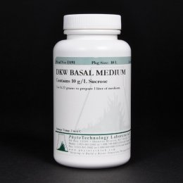 DKW Basal Medium with 10 g/L Sucrose