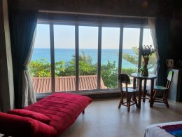 Deluxe Double Sea View Room
