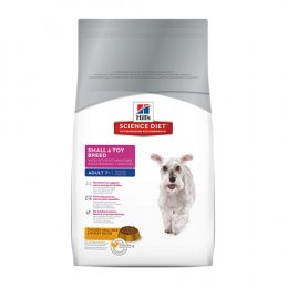 Hill's Science Diet Adult 7+ Small & Toy Breed (2 kg.)