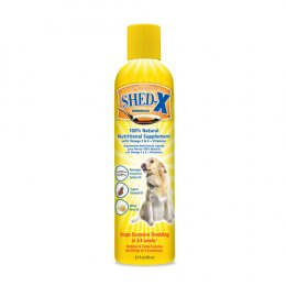 Shed-X Dermaplex Nutritional Supplement for Dogs (245 ml.)