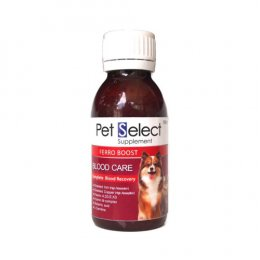 Pet Select PERRO-BOOST Blood Care (100 cc.)