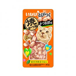 CIAO Cat Snack Soft bite Tuna Chicken Fillet with Maguro 30 g.