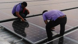 Monitoring Solar Panel Efficiency