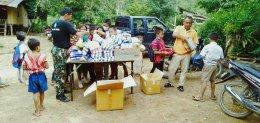 SPD Gifts for Karen People in Kaeng Krachang
