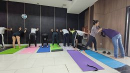 Yoga and Wellness at SPD