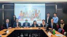NTU – TU Conference 2020 Sharing Best Practices in Social Work and Social Policy in a Rapidly Changing World