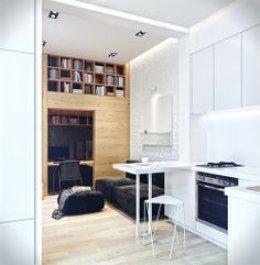 + แต่งห้องสุดเก๋ในพื้นที่สุดแคบ + Small space living!!