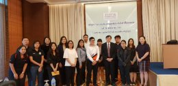 "TATMA hold The Seminar ""Product Liability (PL) Law"" by Assoc."