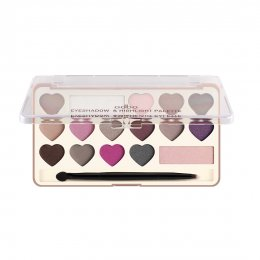 odbo Eyeshadow & Hilight Palette OD1014