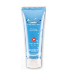Melaklear Revital Facial Foam 80 g.