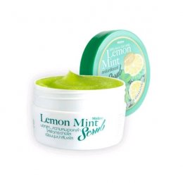 Mistine Lemon Mint Scrub 180 g.