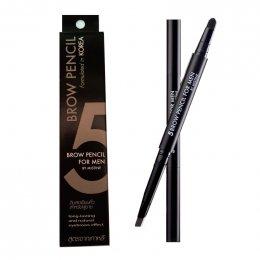 Mistine 5 Brow Pencil for Men