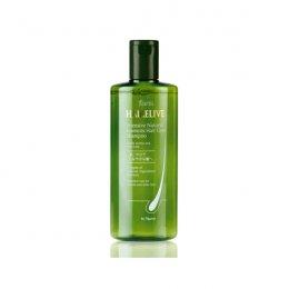 Faris Hairelive Intensive Natural Essences Hair Care Shampoo 250 ml.