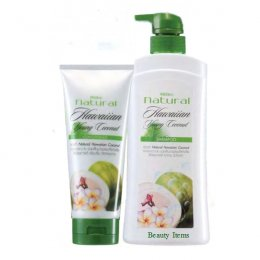 Mistine Natural Hawaiian Young Coconut Hair Series