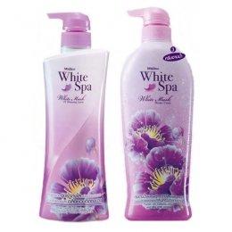 Mistine White Spa White Musk UV Whitening Series