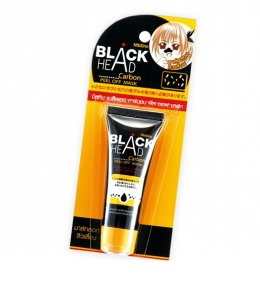 Mistine Blackhead Carbon Peel off Mask 10 g.