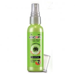 Mistine Escape Mosquito Repellent Cover Spray 60 ml.