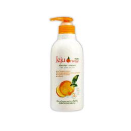 Mistine Jeju Orange Shower Cream 500 ml.