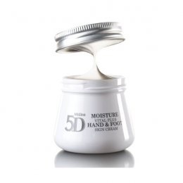 Mistine 5D Moisture Vital plus Hand & Foot Skin Cream 70 ml.