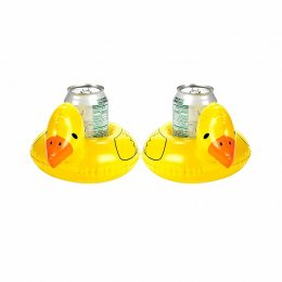 Drink holder duck