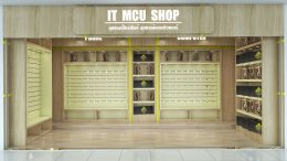 IT MCU SHOP : IT & MOBILE SHOP DESIGN