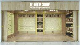 ออกแบบ 3D ร้านจำหน่ายมือถือ ร้าน  IT MCU SHOP
