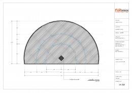 ออกแบบ ผลิต และติดตั้งร้าน : ร้าน Gravity Fitness ราชพฤกษ์