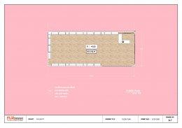 Design, manufacture and installation of the shop: Sita Beauty Shop, Bang Bon intersection, Bangkok.