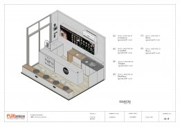 Design, manufacture and installation of stores: True by Max Service Shop(copy)