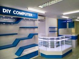ออกแบบร้านจำหน่ายอุปกรณ์คอมพิวเตอร์ ร้าน IT HOUSE SHOP อําเภอพระสมุทรเจดีย์ จังหวัดสมุทรปราการ