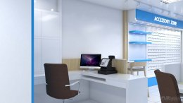 IT HOUSE SHOP DESIGN