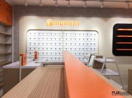ออกแบบ 3D ร้าน MOMENT  ร้านจำหน่ายกิ๊ฟช็อป
