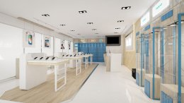 Phone Phone Mobile Shop Design
