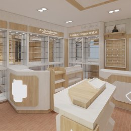 PHAMACY APOTHEKE  SHOP DESIGN