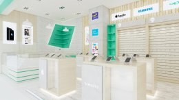 boonaum phone shop design
