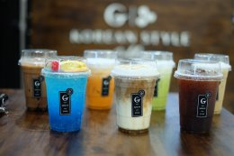 G KoreanStyle Coffee House