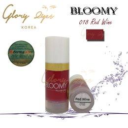 สีสักเกาหลี Bloomy แบบขวดปั้ม